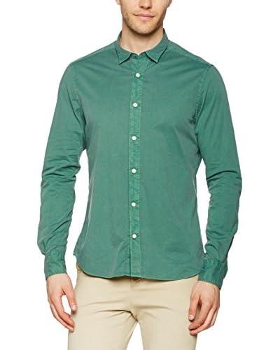 Meltin Pot Camisa Hombre Cassedyp Verde