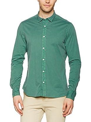 Meltin Pot Camisa Hombre Cassedyp (Verde)