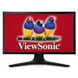 ViewSonic VP2772 27-Inch SuperClear IPS LED-Lit Professional Monitor, Adobe RGB, WQHD 2560x1440, Pre-Calibrated, 1.07b Colors, Daisy Chain
