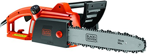 Black & Decker CS1835 - Motosierra electrica, 1800 W
