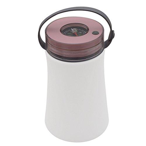 Manico in silicone USB luce esterna, multifunzione LED luce di campeggio, lampada ricaricabile impermeabile sigillato, iParaAiluRy