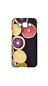 Multicolor Fruit Stylish Mobile Case/Cover For Samsung Galaxy E7