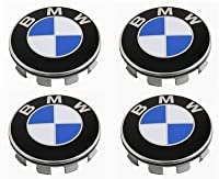 Bmw Genuine Wheel Center Caps 68 Mm A Set Of 4 Pieces from BMW
