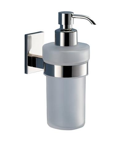 Nameek's Maine Wall-Mounted Soap Dispenser, Polished Chrome