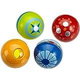 Haba - Boule découverte - Lot de 4 boules