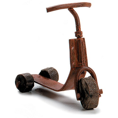 Timeless Miniatures-Rusty Scooter - 1
