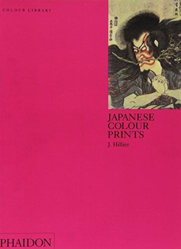 Japanese Colour Prints: Colour Library (Phaidon Colour Library) (Japanese Colors compare prices)