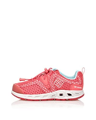 Columbia Sneaker Outdoor Youth Drainmaker Ii [Rosa]