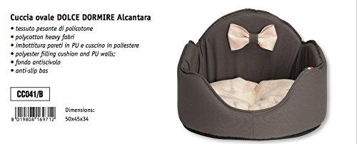 cuccia ovale per cani e gatti Prodotto in Italia