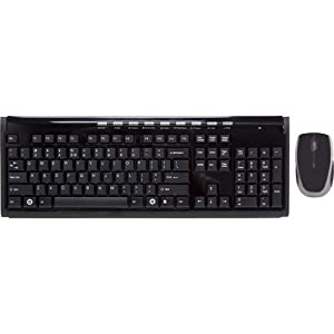 Jasco 98552 Long Range 2.4GHz Wireless Keyboard and Mouse