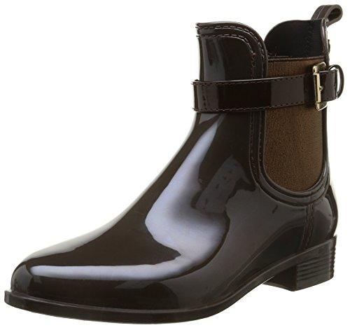 GioseppoMILOS - Stivali da Pioggia Donna , (Chocolate), 41