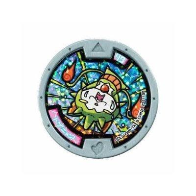4543112866639 yokai watch specter medal normal medal for Porte medaillon yokai watch