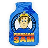 Character World Fireman Sam Hero Hot Water Bottle and Cover