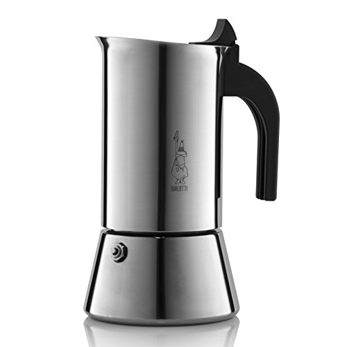 Bialetti 6969 Venus Stovetop Percolator, 6-Cup, Stainless Steel