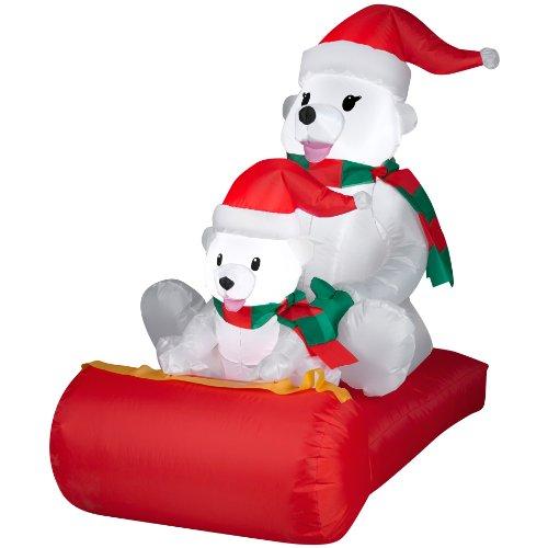 Inflatable Christmas Decor