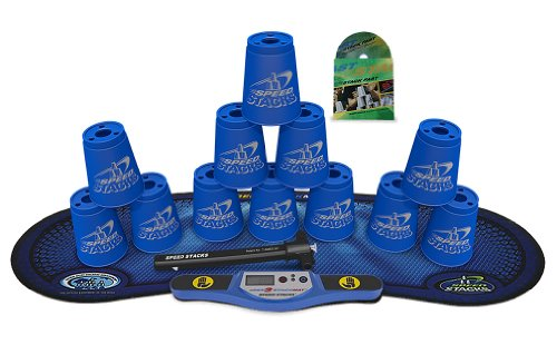 Sport Stacking - Competitor - Blue (Cup Stacking) (Cup 2 Year compare prices)