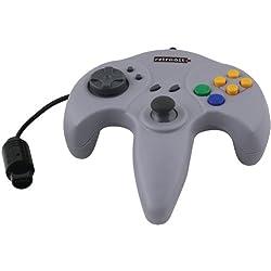 N64 Retro Bit Controller Grey