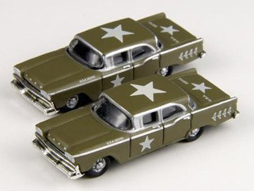 N 1959 Ford Fairlane Sedan, US Army/Staff Car (2)