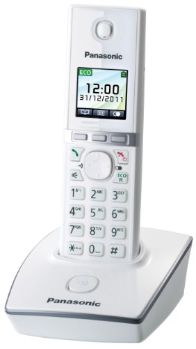 Panasonic KX-TG 8051GW Schnurlos Telefon (1 Mobilteil) weiß