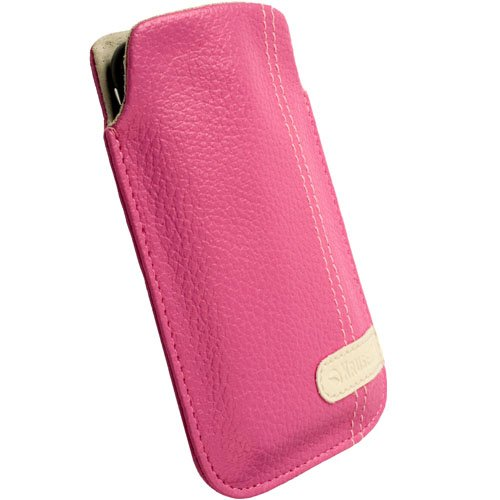 Gaia Mobile Pouch Large Pink