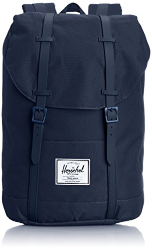 [ハーシェルサプライ] Herschel Supply 公式 Retreat 10066-00534-OS Navy/Navy PU (Navy/Navy PU)