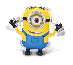 Think Way Toys - Figurine Electronique Minions - Dancing Stuart 23cm - 5452004400693