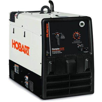 - Hobart Champion Elite Welder/Generator - 23 HP, 11,000 Watts, Model# 500562