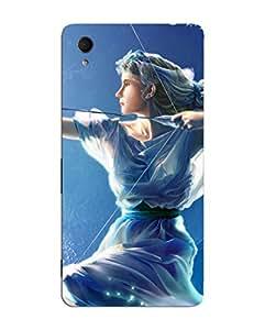 FurnishFantasy Designer Back Case Cover for Sony Xperia M4 Aqua,Sony Xperia M4 Aqua Dual