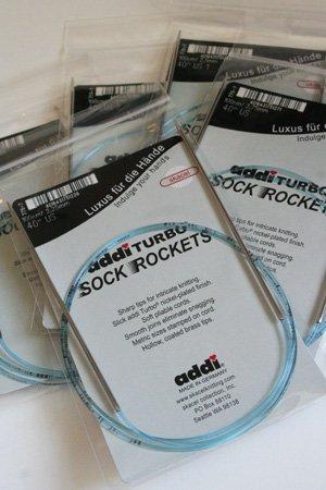 ADDI TURBO Circular Knitting Needles (ADDI LACE, ADDI
