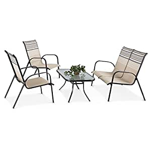 4-Pc. Famous Maker Patio Set