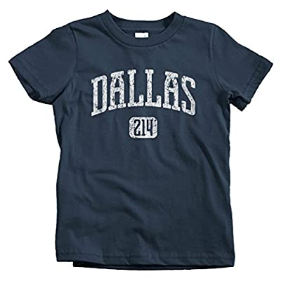 Smash Vintage Kids Dallas 214 T-shirt