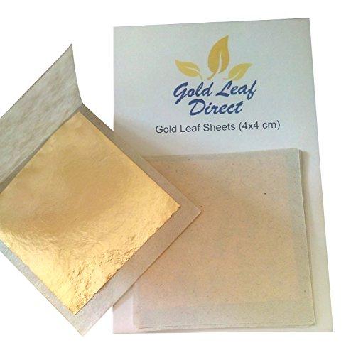20-x-gold-leaf-24k-on-base-sheets-4x4