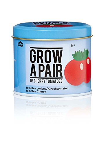 NPW Grow A Pair Cherry Tomatoes