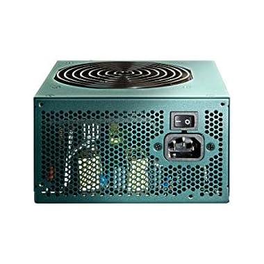 ANTEC 環境に優しいGREENカラーの高効率650W電源 EA-650-GREEN