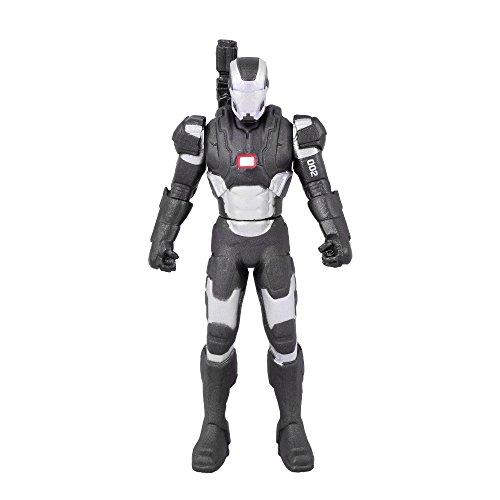 Marvel Avengers Metal Figura Collection War Machine Mini Action Figura