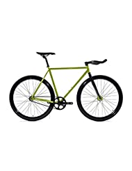 State Bicycle Core Model Fixed Gear Bicycle - Volt, 49 cm
