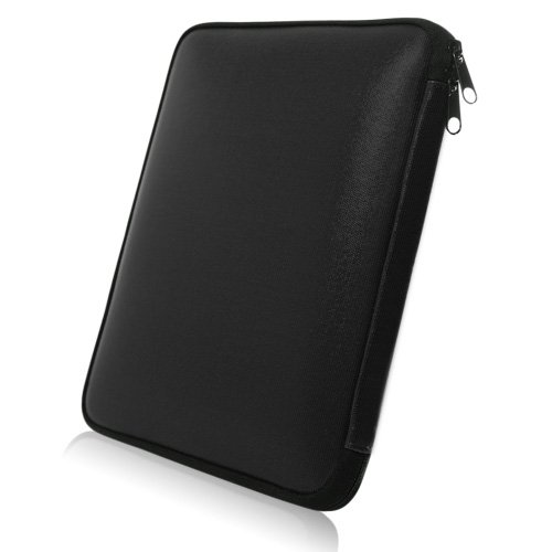 BoxWave Ruggedized Tuff iPad 2 Case (Jet Black)