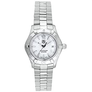 TAG Heuer Women's WAF1414.BA0812 2000 Aquaracer Watch