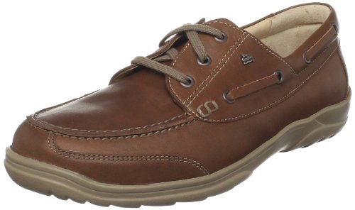 Finn Comfort Mens Surfside Boat Shoe
