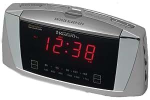 emerson radio cks5055s smartset dual alarm clock radio with large led display. Black Bedroom Furniture Sets. Home Design Ideas