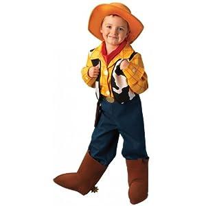 Déguisement Woody™ Disney Pixar™ garçon - 5 à 6 ans