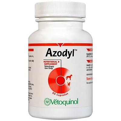 Vetoquinol Azodyl Caps, Small Capsules, 90ct