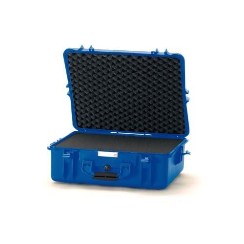 軽量設計★2700F Hard Case with Cubed Foam 2700F ハードケース HPRC社 Blue【並行輸入】