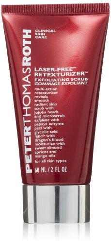 凑单品:Peter Thomas Roth 彼得罗夫 Laser Free Retexturizer Exfoliating Scrub 龙血再生系列 去角质 推拿洁面啫喱 60ml
