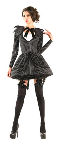 Party King Women's Bad Dreams Babe Sexy Costume Dress
