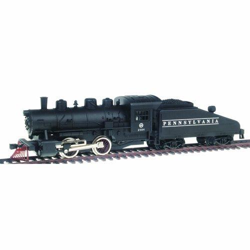 Ho scale pennsylvania railroad steam locomotives names