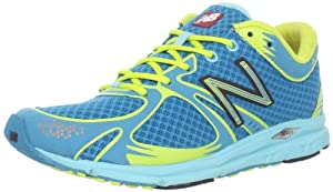 New Balance Women's WR1400 Competition Running Shoe,Blue,10 B US