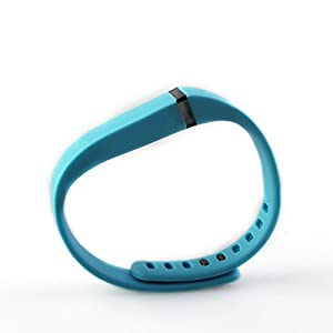 Replacement Wrist Band for Fitbit Flex (Light Blue, Large)