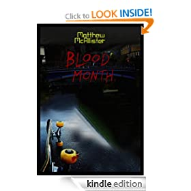 BLOOD MONTH (NOTTING HILL MYSTERIES)