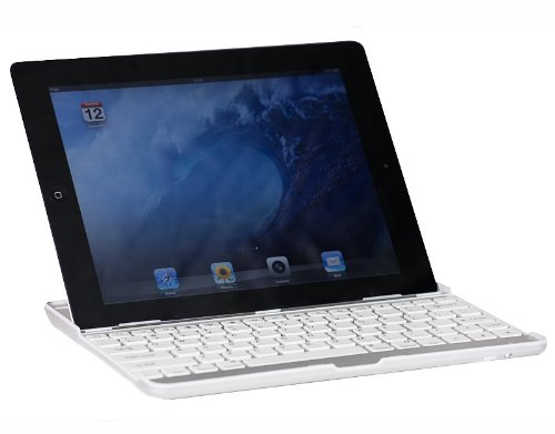 Snugg Ipad 2 & Ipad 4 Keyboard Case - High Quality Cover With Ultra Slim Bluetooth Keyboard - Apple Ipad Keyboard Compatible With Ipad 2, 3 & Ipad 4 - Lightweight, Quality And Easy To Set Up!